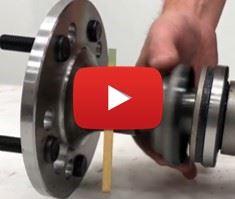 Axle Bearing Installation