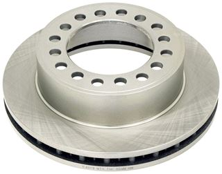 Picture of CE-6031SDF1 - 1 Ton Super Duty Rotor (8 Lug, dual drilled)