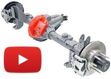 JL Rear Axle Install Video