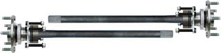 Picture of Extreme Semi-Float Axle Package - Currie 60 & F9 Rearends (Jeep JK)