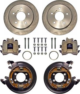 Picture of 11-Inch Explorer Disc Brake Kit