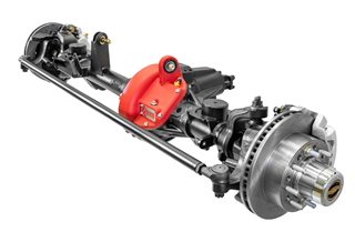 Extreme 60 - Jeep JK Performance Front Axle