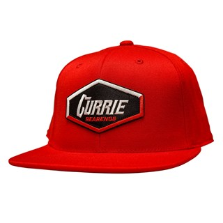 Currie Enterprises Split Logo Hat