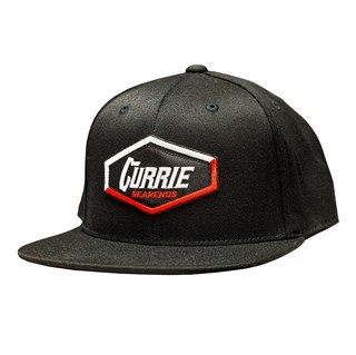 Currie Enterprises Slit Logo Cap