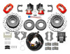 Wilwood Dynalite 12-Inch Rear Disc Brake Kit With Electronic Parking Brake Assembly