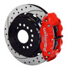 Wilwood 14-Inch Forged Superlite With Red Caliper