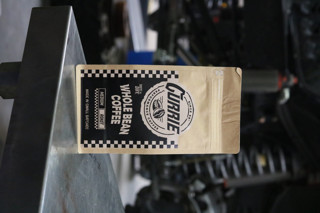 Currie Whole Bean Coffee 1 lb. Package