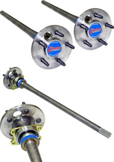 28-Spline Performance Axles