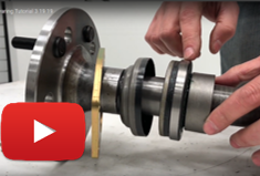 Axle Bearing Installation