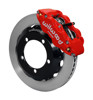 Wilwood Superlite 13-Inch Front Disc Brake Kit With Red Calipers