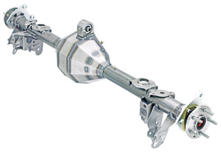 05-14 Mustang 9-Inch Housing And Axle