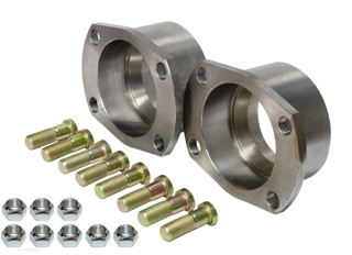 Butt Weld Style Early Large Bearing Housing End Kit for Set 80 Bearings