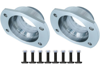 Billet Late Model (Torino) Large Bearing Housing End Kit