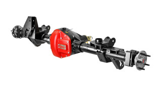 Currie LP60 JT Rear Semi-Floating Axle Pictured