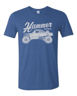 """Picture of Currie """"Hammerdown"""" Tee"""
