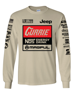 Picture of Ali Currie Racing Long Sleeve Tee
