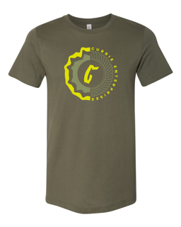 """Picture of Currie """"Gear'd Up"""" Tee"""
