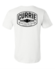 """Picture of Currie """"Brigade"""" Tee - White"""