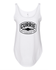 """Picture of Currie """"Brigade"""" Womens Tank Top - White"""